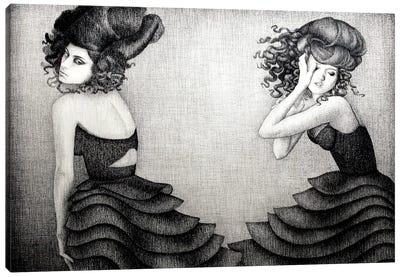 Beauty Flow Canvas Art Print