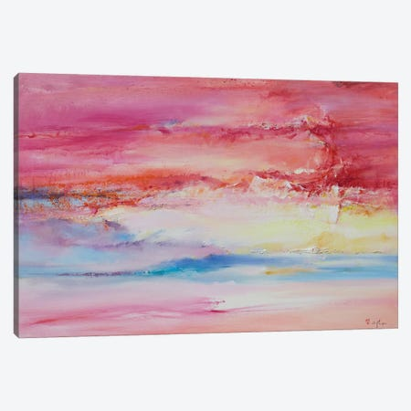 My Sky Canvas Print #XIG44} by Xiaoyang Galas Canvas Wall Art