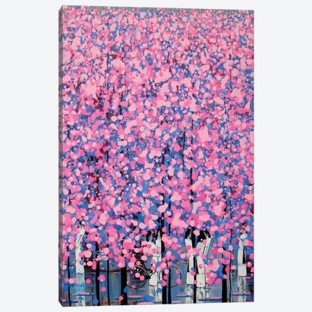Spring II Canvas Print #XKN22} by Xuan Khanh Nguyen Art Print
