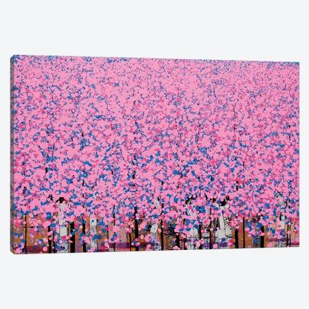 Spring Street I Canvas Print #XKN23} by Xuan Khanh Nguyen Art Print