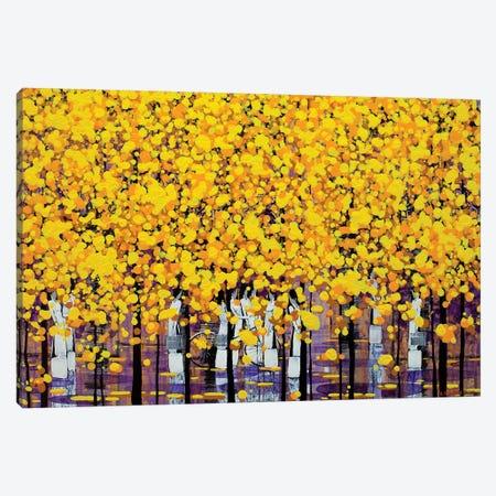 Sunny Autumn III Canvas Print #XKN28} by Xuan Khanh Nguyen Canvas Print