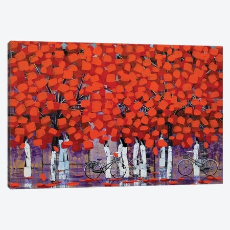 After School Canvas Print #XKN2} by Xuan Khanh Nguyen Canvas Artwork