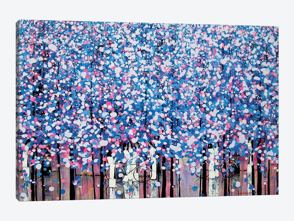 Winter Morning II by Xuan Khanh Nguyen 1-piece Canvas Artwork