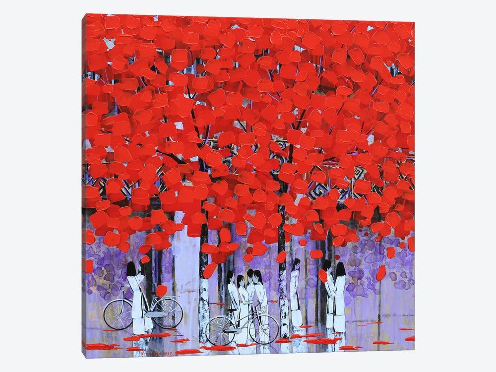 After School III by Xuan Khanh Nguyen 1-piece Canvas Art