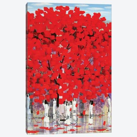 After School IV Canvas Print #XKN35} by Xuan Khanh Nguyen Canvas Art Print