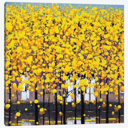 Beautiful Day  Canvas Print #XKN37} by Xuan Khanh Nguyen Canvas Art Print