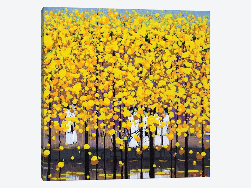 Beautiful Day  by Xuan Khanh Nguyen 1-piece Art Print