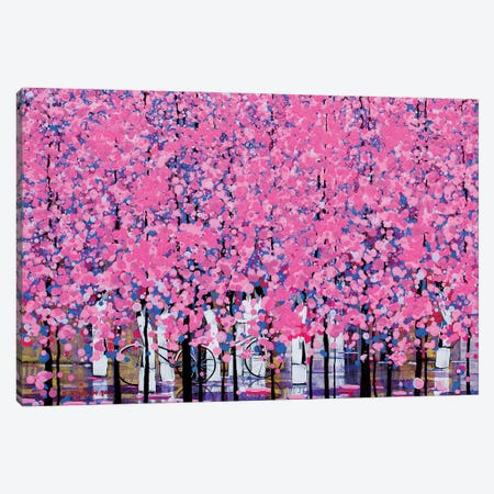 Spring V Canvas Print #XKN48} by Xuan Khanh Nguyen Canvas Art Print