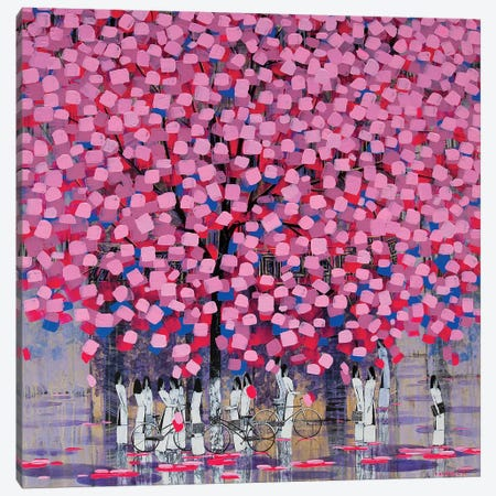Spring VI Canvas Print #XKN49} by Xuan Khanh Nguyen Art Print