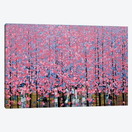 Spring VI-II Canvas Print #XKN50} by Xuan Khanh Nguyen Canvas Wall Art