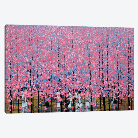 Spring VI-II Canvas Print #XKN50} by Xuan Khanh Nguyen Canvas Wall Art