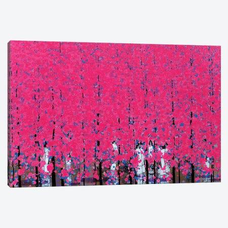 Spring Street  Canvas Print #XKN53} by Xuan Khanh Nguyen Canvas Artwork