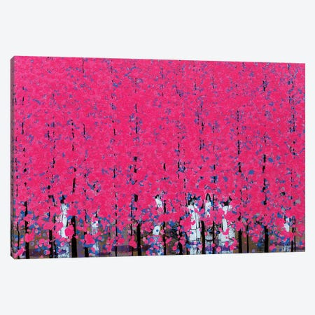 Spring Street  Canvas Print #XKN53} by Xuan Khanh Nguyen Canvas Artwork
