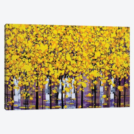 Sunny Autumn III Canvas Print #XKN55} by Xuan Khanh Nguyen Canvas Print