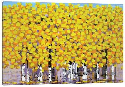 Unreal IX Canvas Art Print