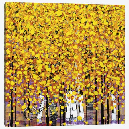 Color Of Autumn Canvas Print #XKN6} by Xuan Khanh Nguyen Canvas Art Print