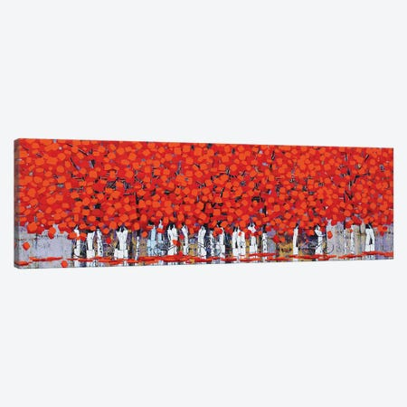 The Rosey Years Canvas Print #XKN72} by Xuan Khanh Nguyen Canvas Art