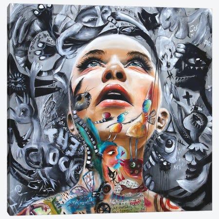 Hope Canvas Print #XNA11} by Xana Abreu Art Print