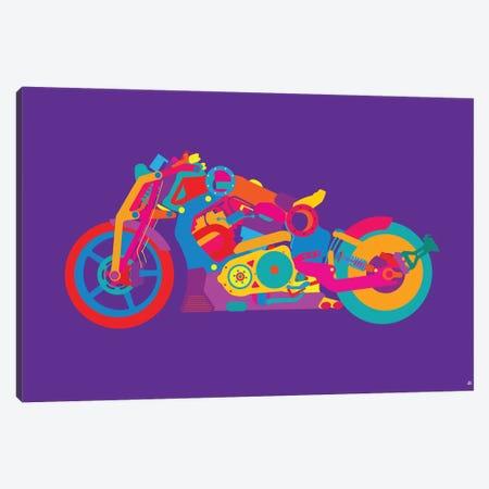 P51 Canvas Print #YAL115} by Yoni Alter Canvas Art Print