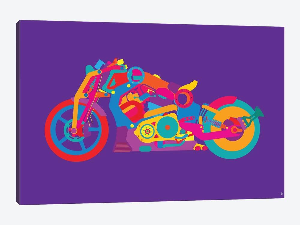P51 by Yoni Alter 1-piece Canvas Print