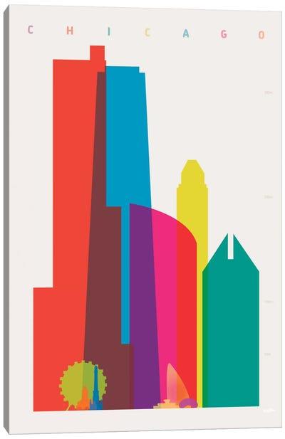Chicago Canvas Art Print