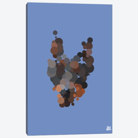 Cooper Canvas Print #YAL21} by Yoni Alter Canvas Print