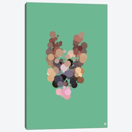Eva Canvas Print #YAL27} by Yoni Alter Canvas Artwork