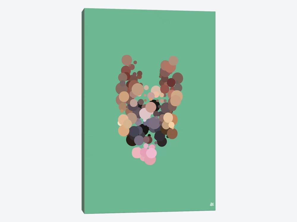 Eva by Yoni Alter 1-piece Canvas Print