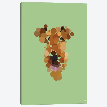 Gaston Canvas Print #YAL30} by Yoni Alter Canvas Artwork