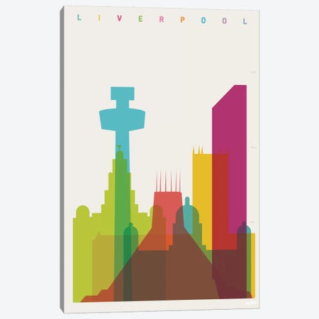 Liverpool Canvas Print #YAL44} by Yoni Alter Canvas Wall Art