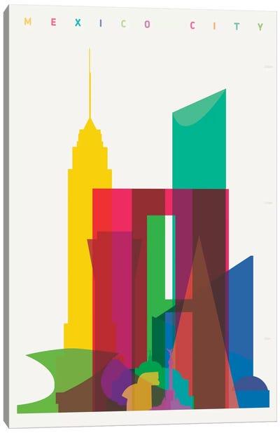 Mexico City Canvas Print #YAL48