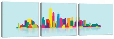 Skyline WTC Canvas Art Print