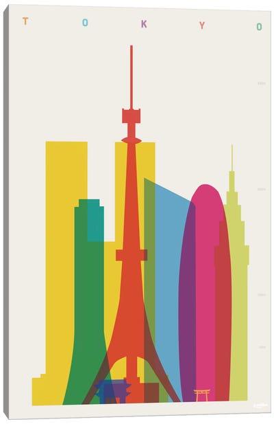Tokyo Canvas Print #YAL72