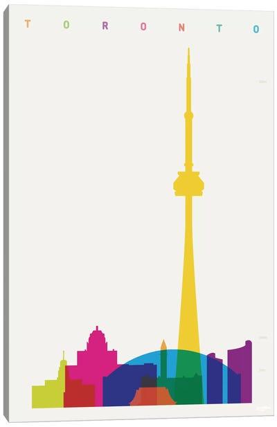 Toronto Canvas Print #YAL73