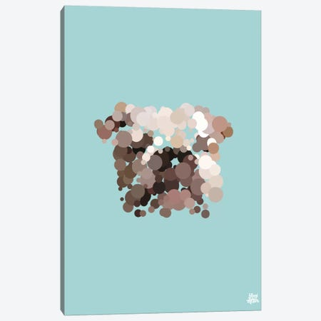 Bobby Canvas Print #YAL7} by Yoni Alter Canvas Art