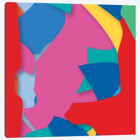 Abstract VIII Canvas Print #YAL90} by Yoni Alter Canvas Wall Art