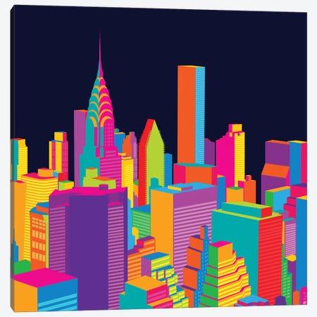 Chrysler Canvas Print #YAL96} by Yoni Alter Canvas Print