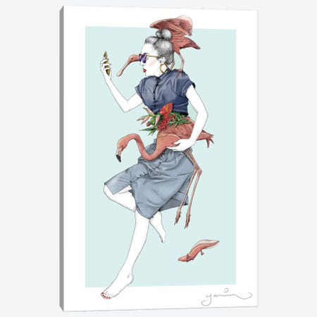 Pau Canvas Print #YAR17} by Yanin Ruibal Canvas Art Print