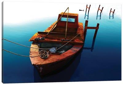 Boat III Canvas Art Print