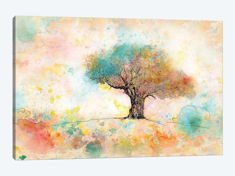 Citrus Tree by Ynon Mabat 1-piece Canvas Artwork