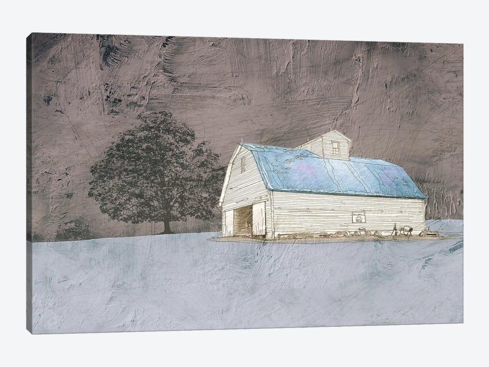 Gloomy Evenings by Ynon Mabat 1-piece Canvas Wall Art