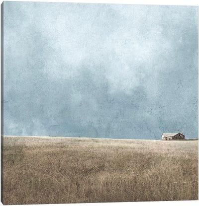 After The Storm Blue Sky Canvas Art Print