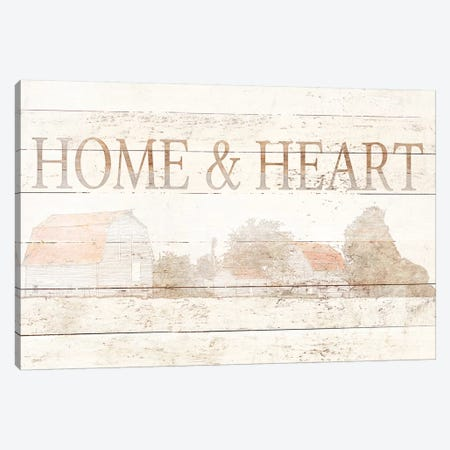 Home And Heart Canvas Print #YBM30} by Ynon Mabat Canvas Art Print