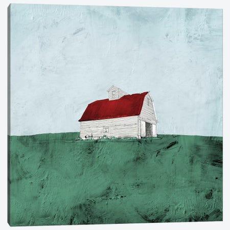 Mint Fields Canvas Print #YBM39} by Ynon Mabat Canvas Print