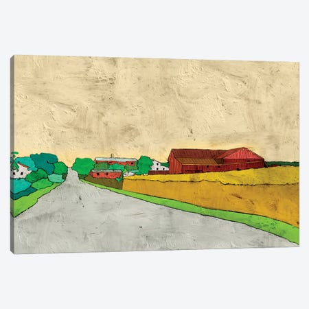 Morning Trips Canvas Print #YBM40} by Ynon Mabat Canvas Wall Art