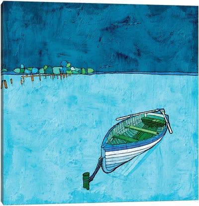 Peaceful Lake Canvas Art Print