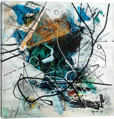 Mind Symphony Canvas Art Print