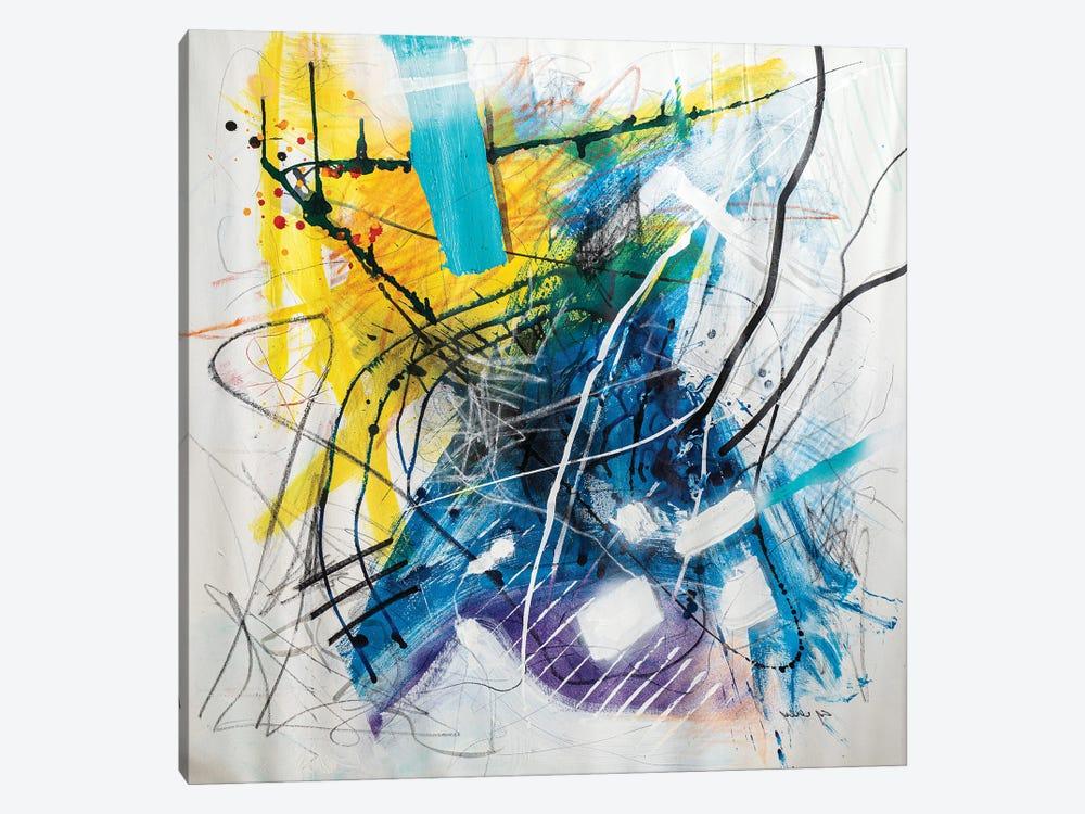 Screaming Out by Yossef Ben-Sason 1-piece Canvas Print