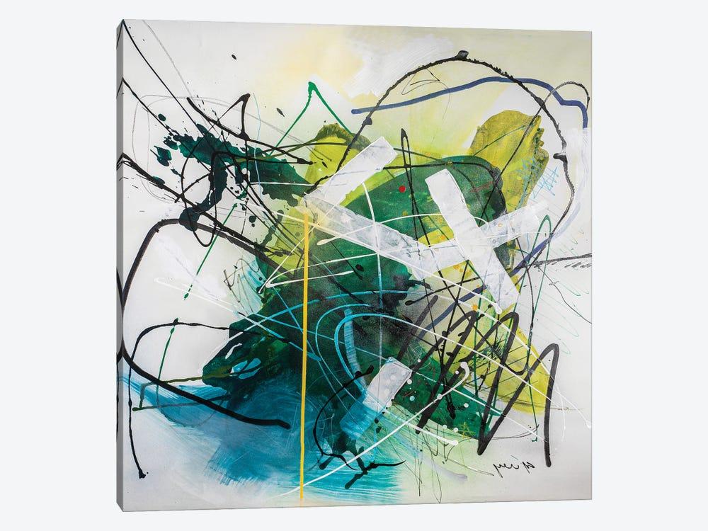 Silent Motion by Yossef Ben-Sason 1-piece Art Print