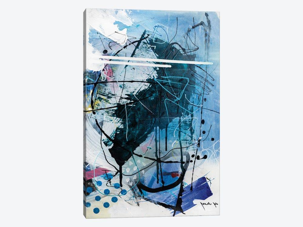 Frozen Drops by Yossef Ben-Sason 1-piece Canvas Art Print